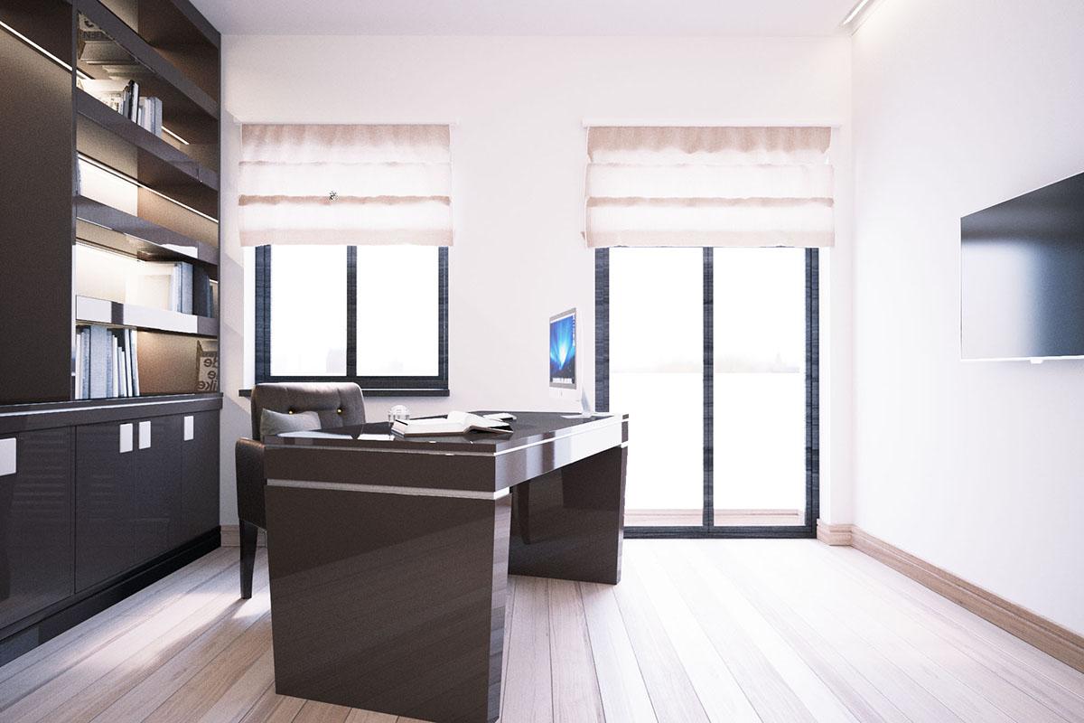020 Дизайн интерьера двухуровневой квартиры