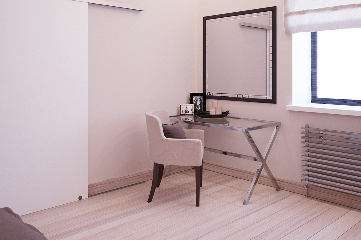 023 Дизайн интерьера двухуровневой квартиры