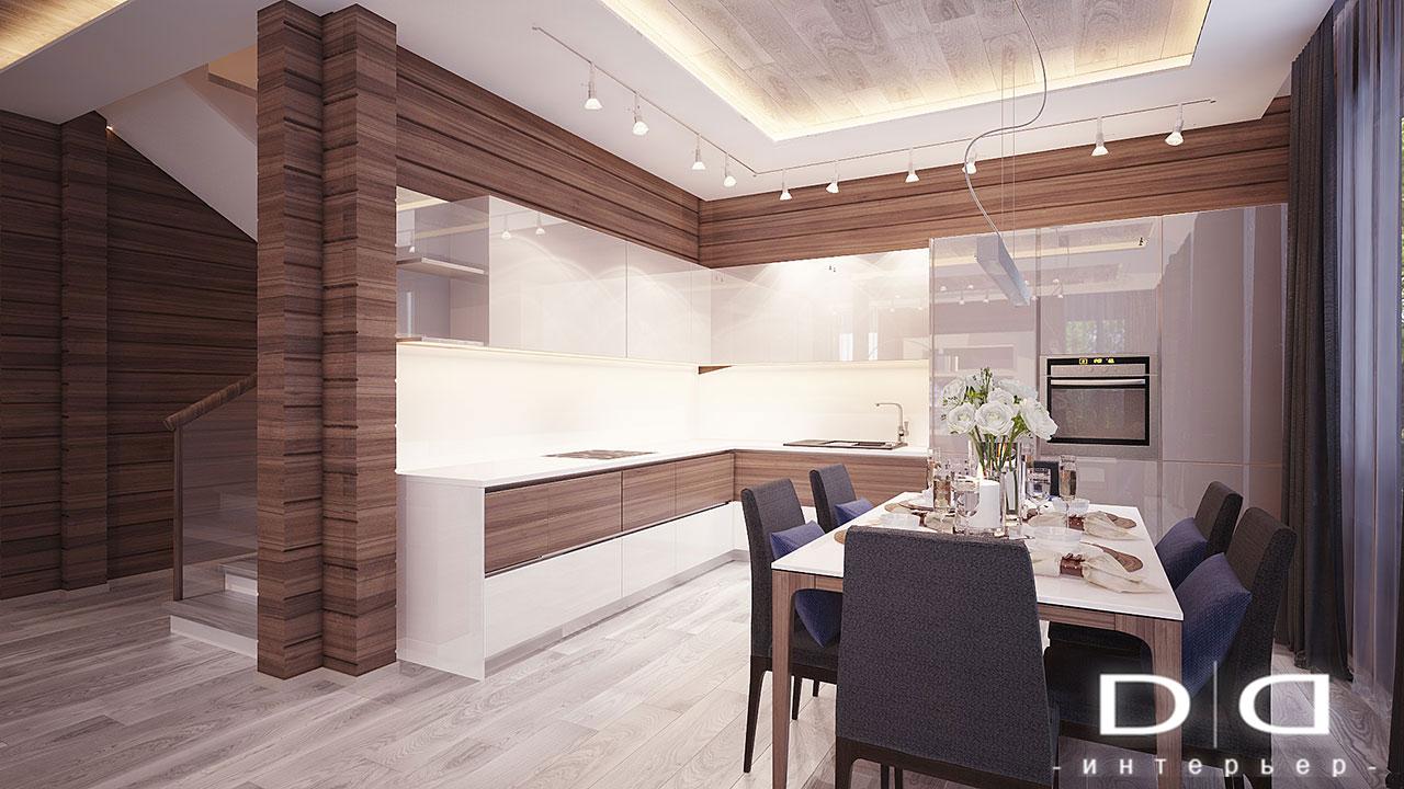 Дизайн интерьера дома, деревянного дома из бруса Минск dd-interior.by 001TVRayCam021
