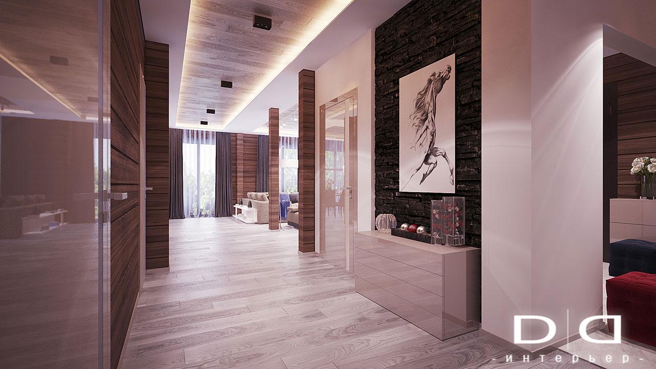 Дизайн интерьера дома, деревянного дома из бруса Минск dd-interior.by 001Tкор-2