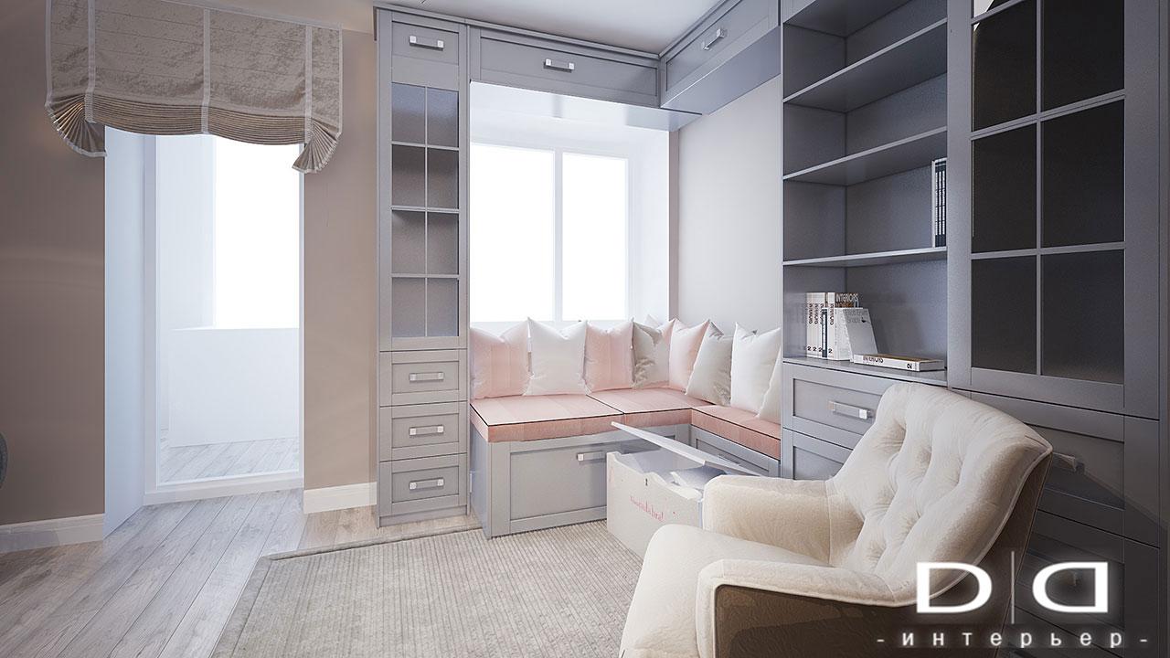Дизайн интерьера квартиры Минск dd-interior.by YYYVRayCam033