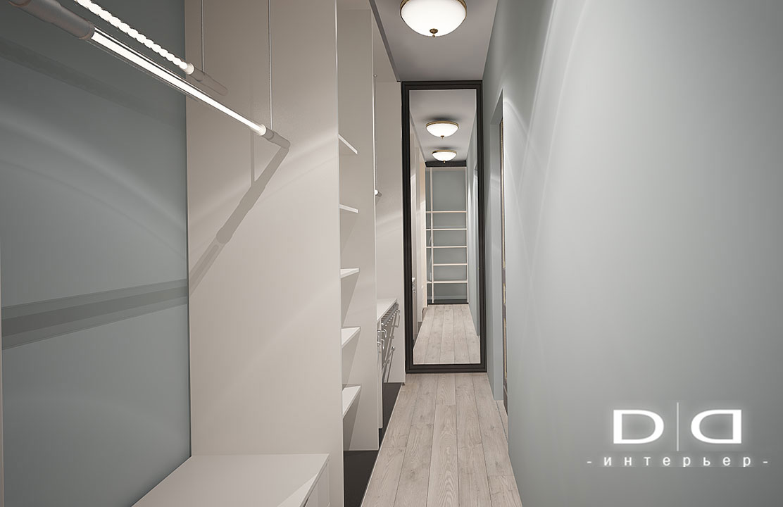Дизайн интерьера квартиры Минск dd-interior.by nnг-2