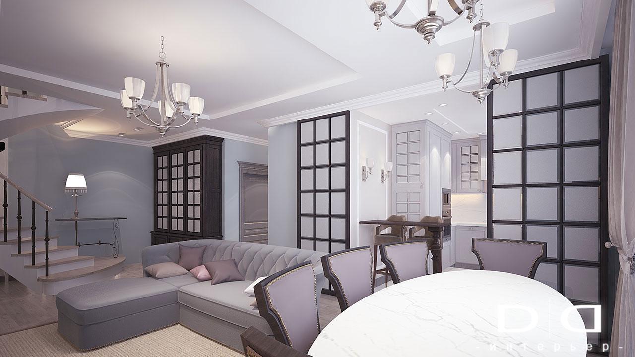 Дизайн интерьера квартиры Минск dd-interior.by nnгост-001