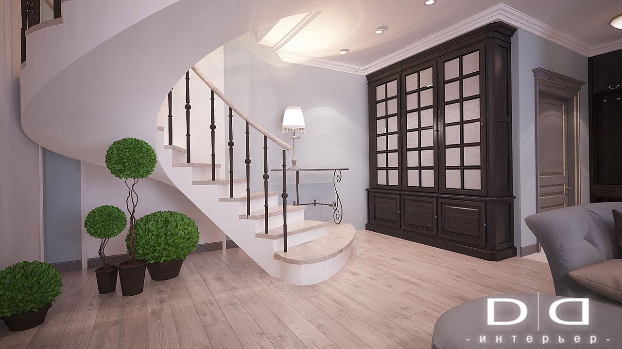 Дизайн интерьера квартиры Минск dd-interior.by nnгост-018