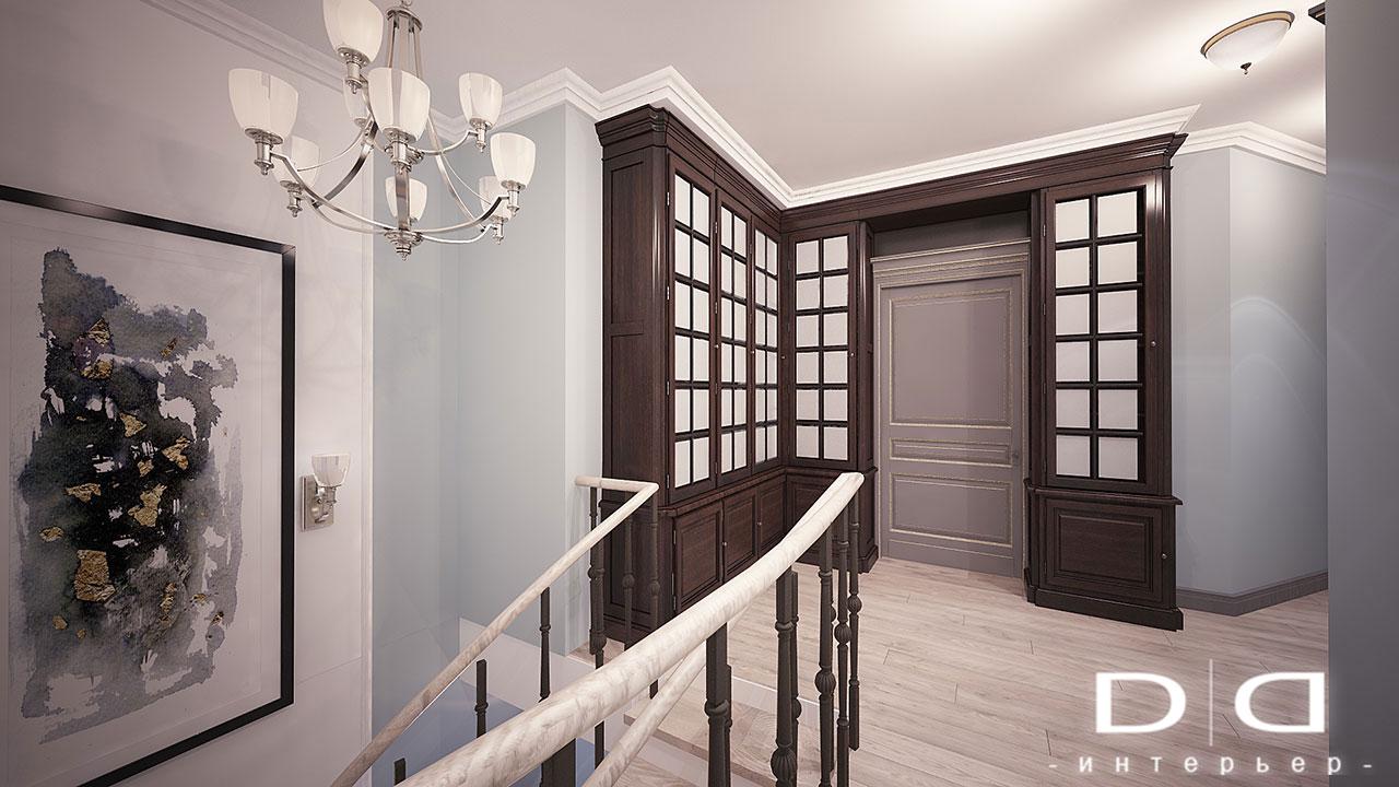 Дизайн интерьера квартиры Минск dd-interior.by nnкор-2-027