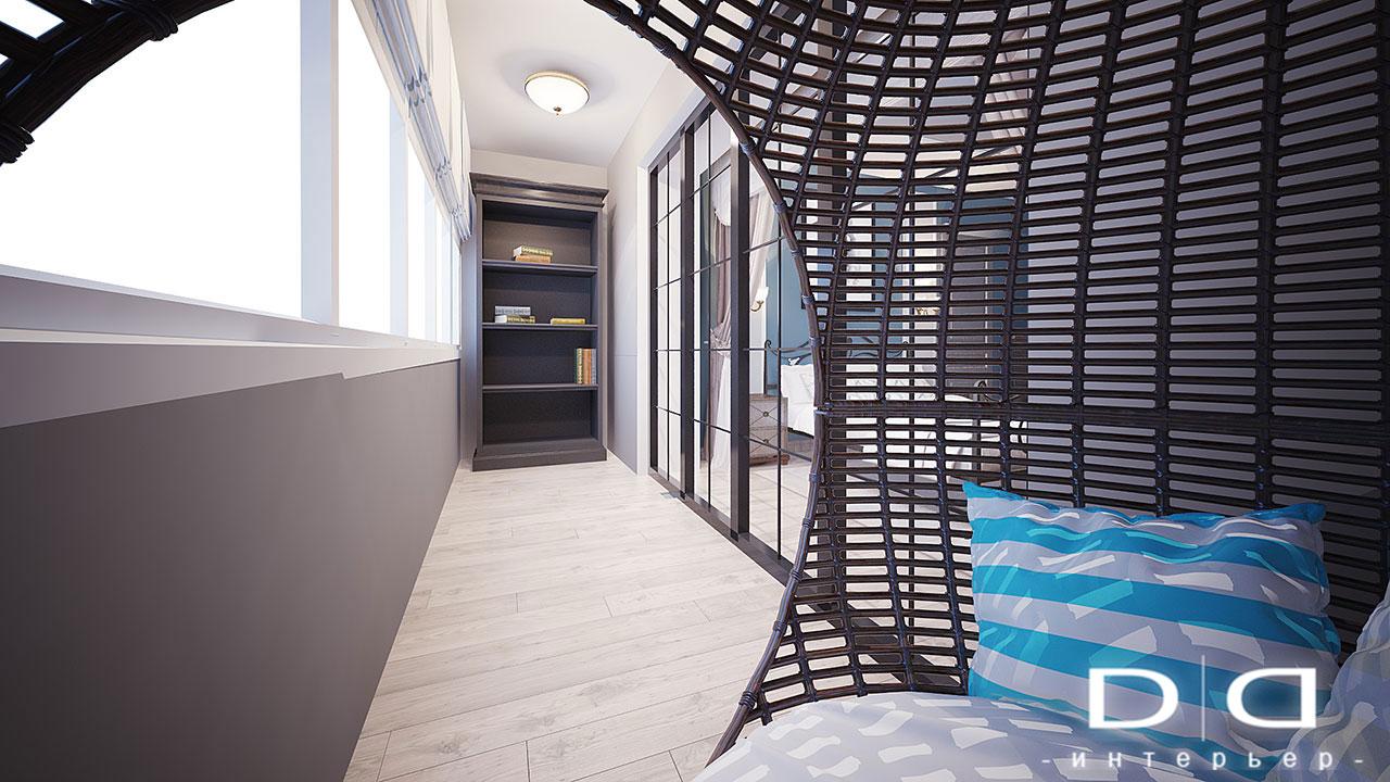 Дизайн интерьера квартиры Минск dd-interior.by nnл2