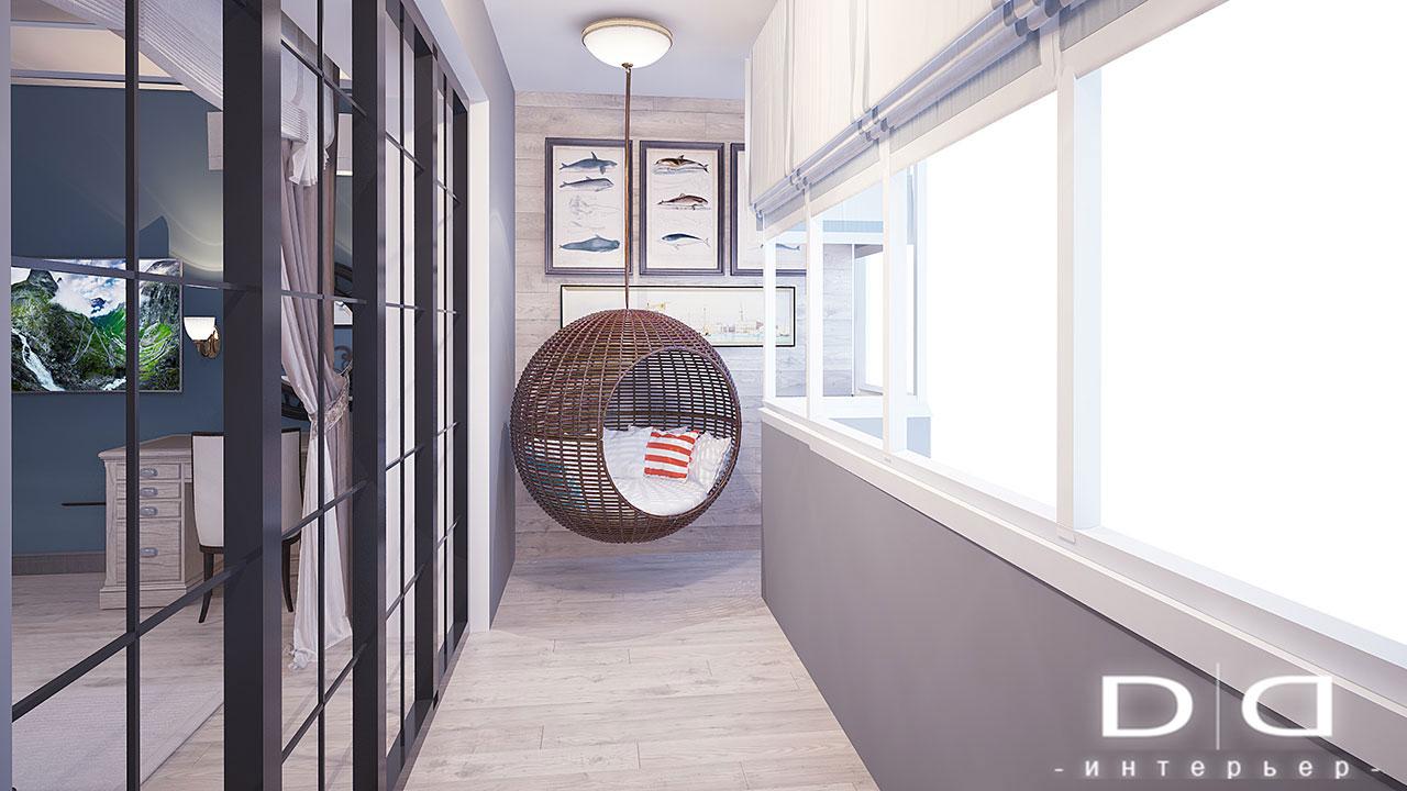 Дизайн интерьера квартиры Минск dd-interior.by nnл3