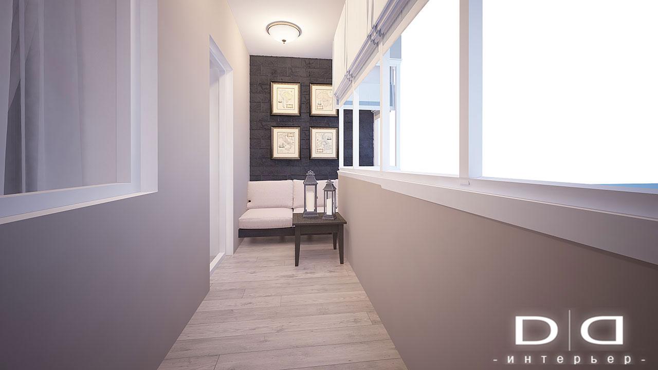 Дизайн интерьера квартиры Минск dd-interior.by nnл5
